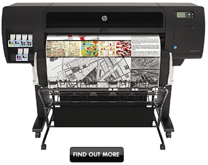 HP Designjet T7200 - Coming Soon..