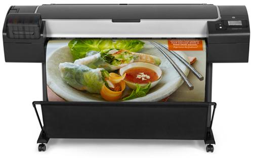 HP DJ Z5400 Printer 繪圖機原廠耗材 墨水 維修 禾洋資訊